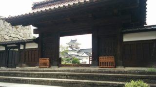 千歳御門からの富山城を見よ!富山市郷土博物館【続日本100名城スタンプ】