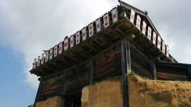 異色の名城・鬼ノ城へのアクセスは要注意!【日本100名城スタンプラリー】