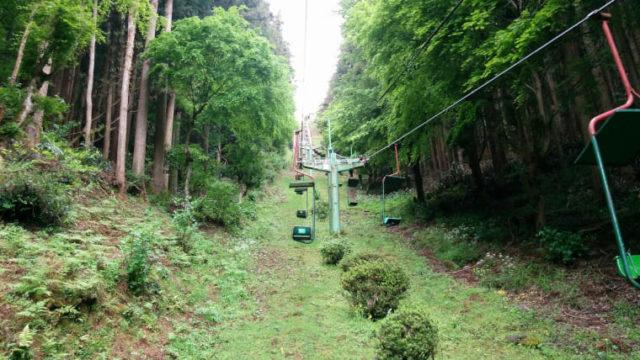 津和野城へは解放感あるリフトで行くのがおすすめ!