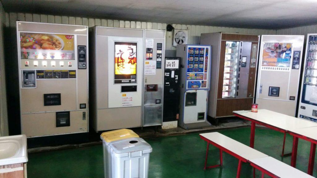富士電機めん類自動調理販売機